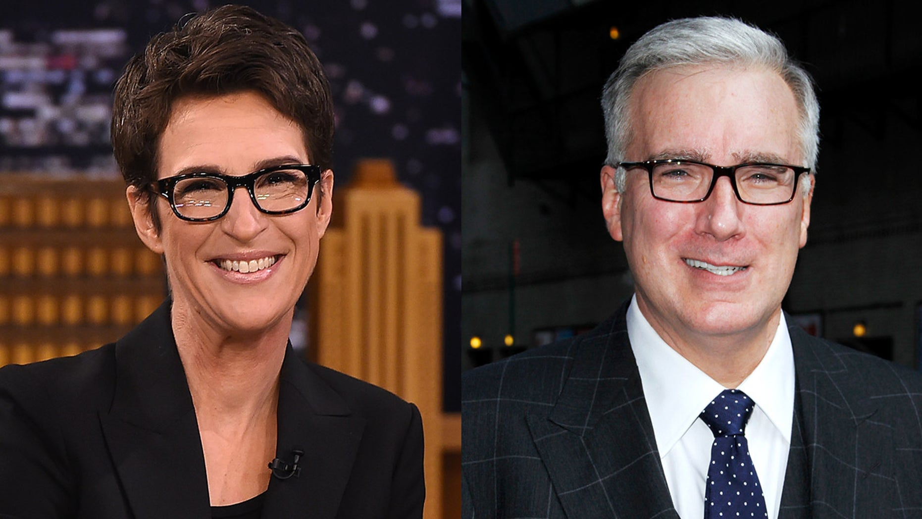 Former MSNBC star Keith Olbermann went after his old colleagues Rachel Maddow and Steve Kornacki, who he considered to be ungrateful for aiding their careers.