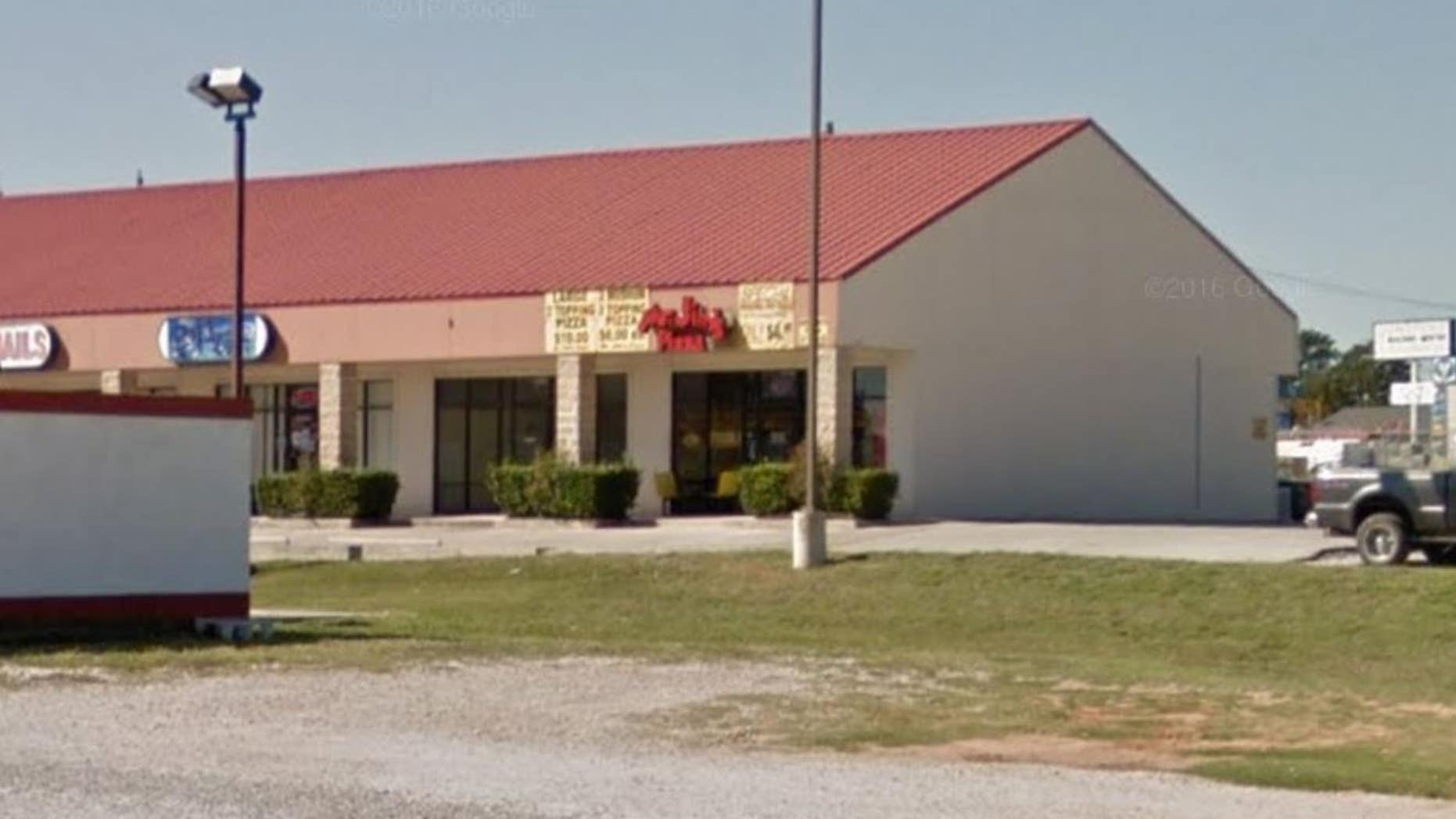 Mr. Jim's Pizza in Springtown, Texas, was forced to close temporarily during an inspection by health inspectors.