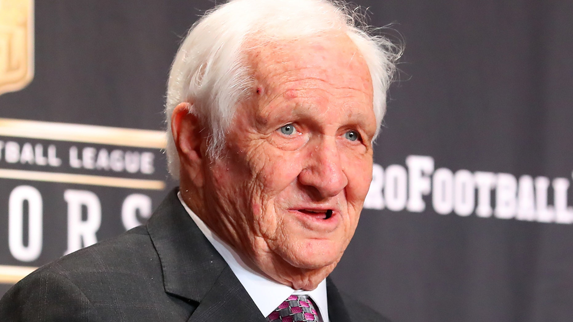ATLANTA, GA - FEBRUARY 02: 2019 Hall Pro Football Hall of Fame inductee Gil Brandt on February 2, 2019 at the Fox Theatre in Atlanta, GA. (Photo by Rich Graessle/Icon Sportswire via Getty Images)