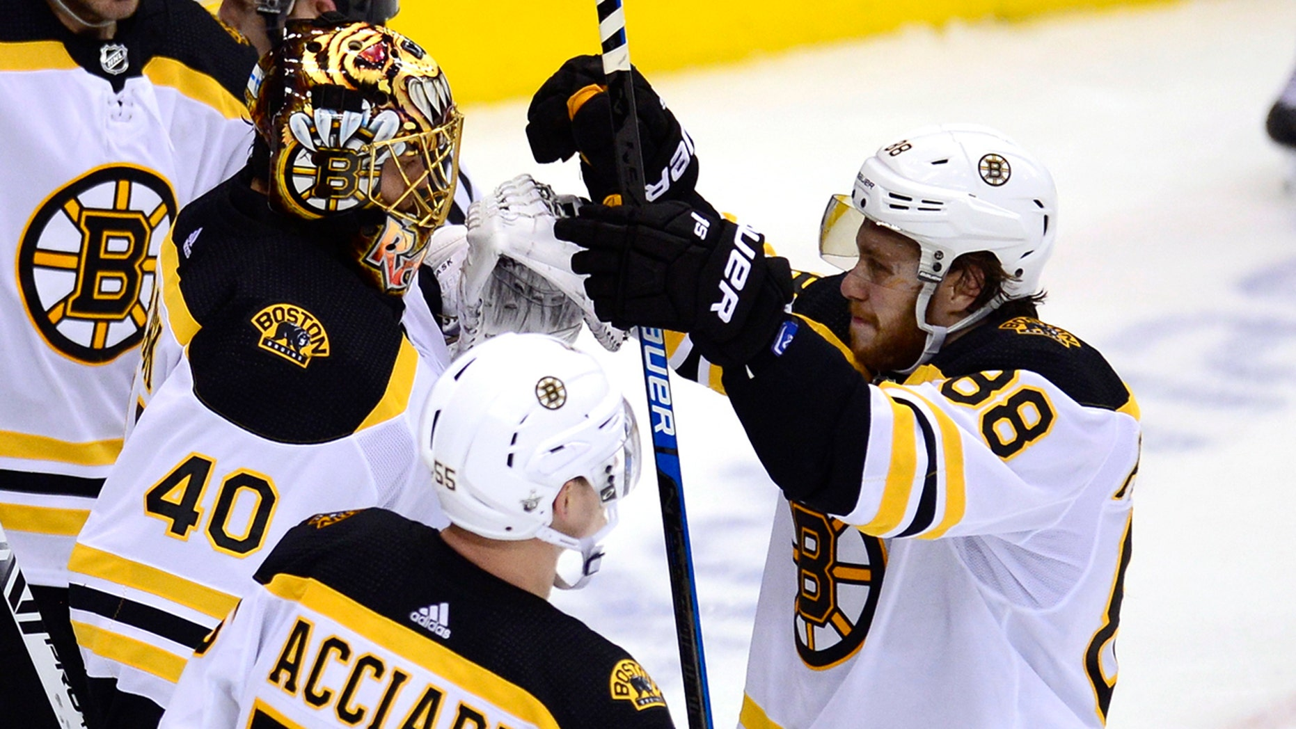 Marchand helps Bruins beat Maple Leafs 4-2 to force Game 7 ...Bruins News