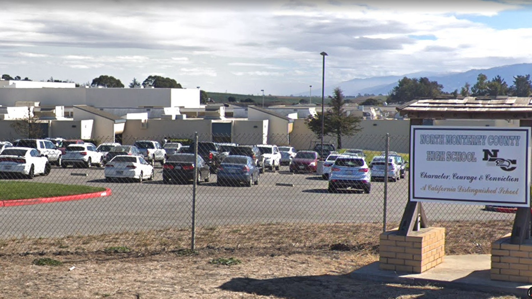 "A senior ""prank"" at North Monterey County High School in California reportedly stated that the genitalia of all male seniors would need to be inspected."