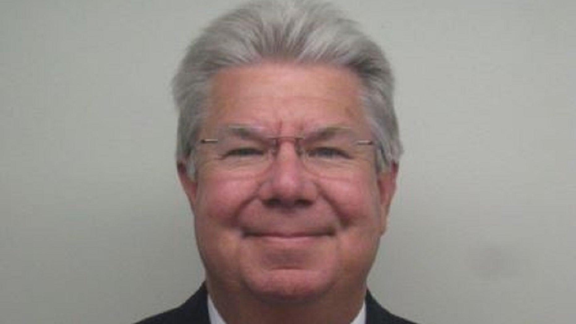 Former Mayor Patrick Wilson of Rolling Hills, Calif.
