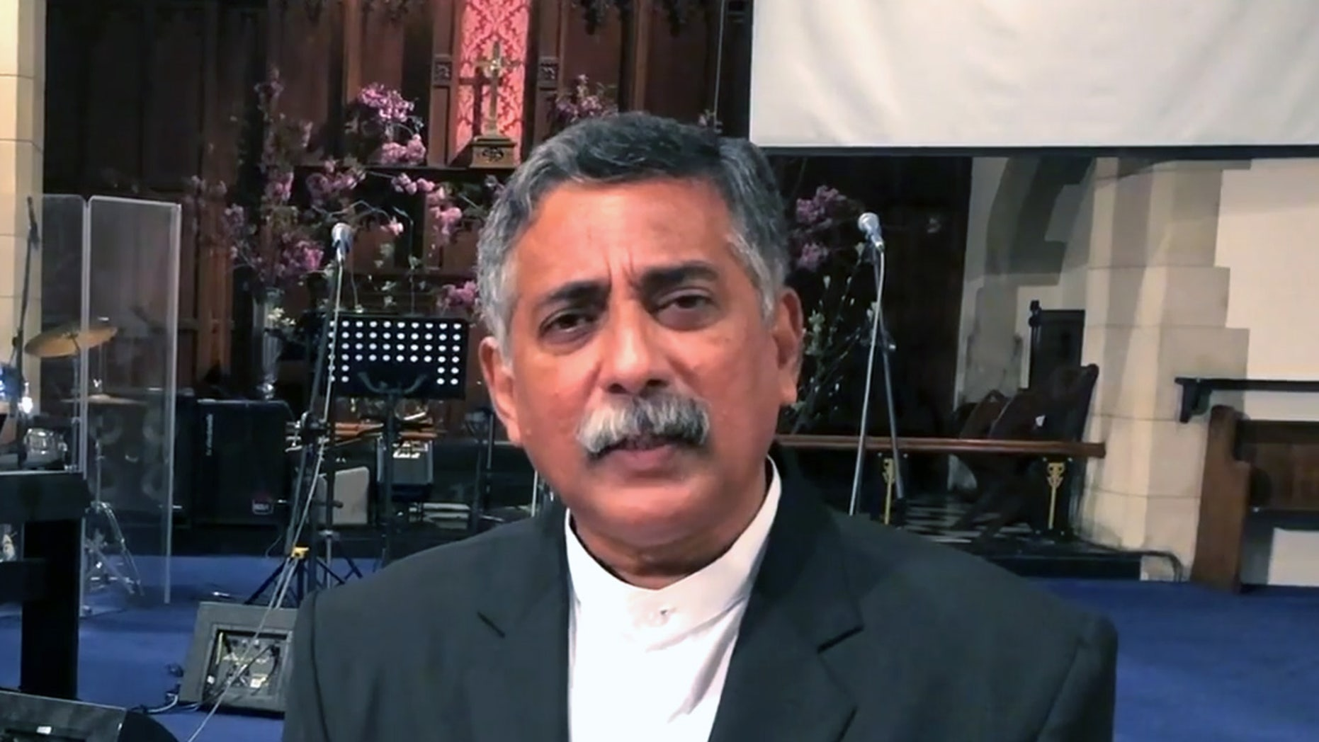 Rev. Roshan Mahesan, senior pastor of Zion Church in Batticaloa, Sri Lanka, said he and his church forgive the suicide bombers and those who plotted with them because of the love of Jesus Christ.