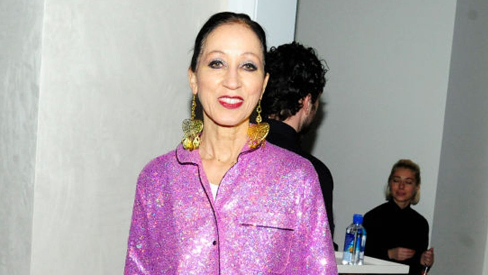 Supermodel Pat Cleveland underwent surgery for colon cancer on March 23, 2019.