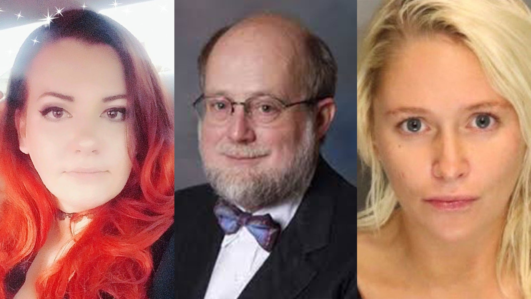 Westlake Legal Group Pena-Burhcard-Turner Second woman arrested in connection to murder of elderly psychiatrist found in the trunk of car in Las Vegas desert fox-news/entertainment/genres/crime fox news fnc/us fnc article Anna Hopkins 109c93cc-38ea-5664-9198-a375e70b688a
