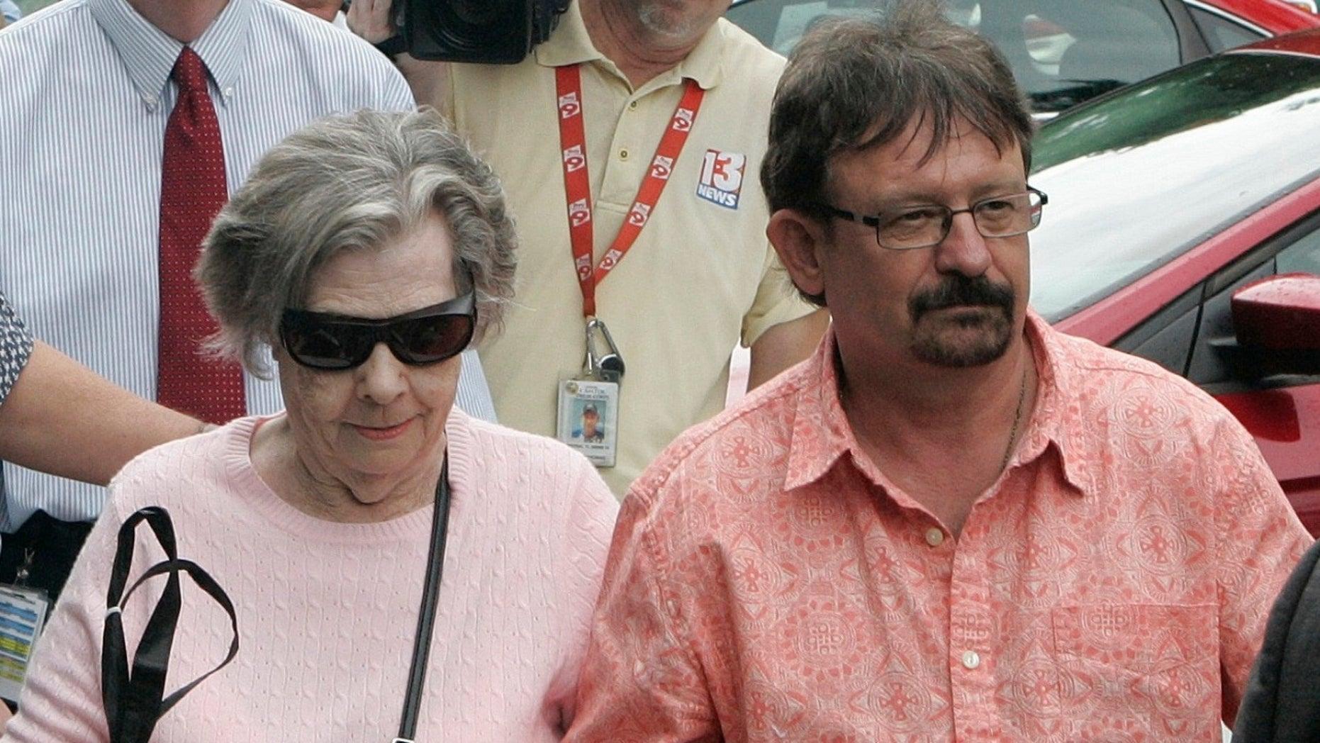 Zephyrhills Powerball victor, 90, sues son over money mismanagement