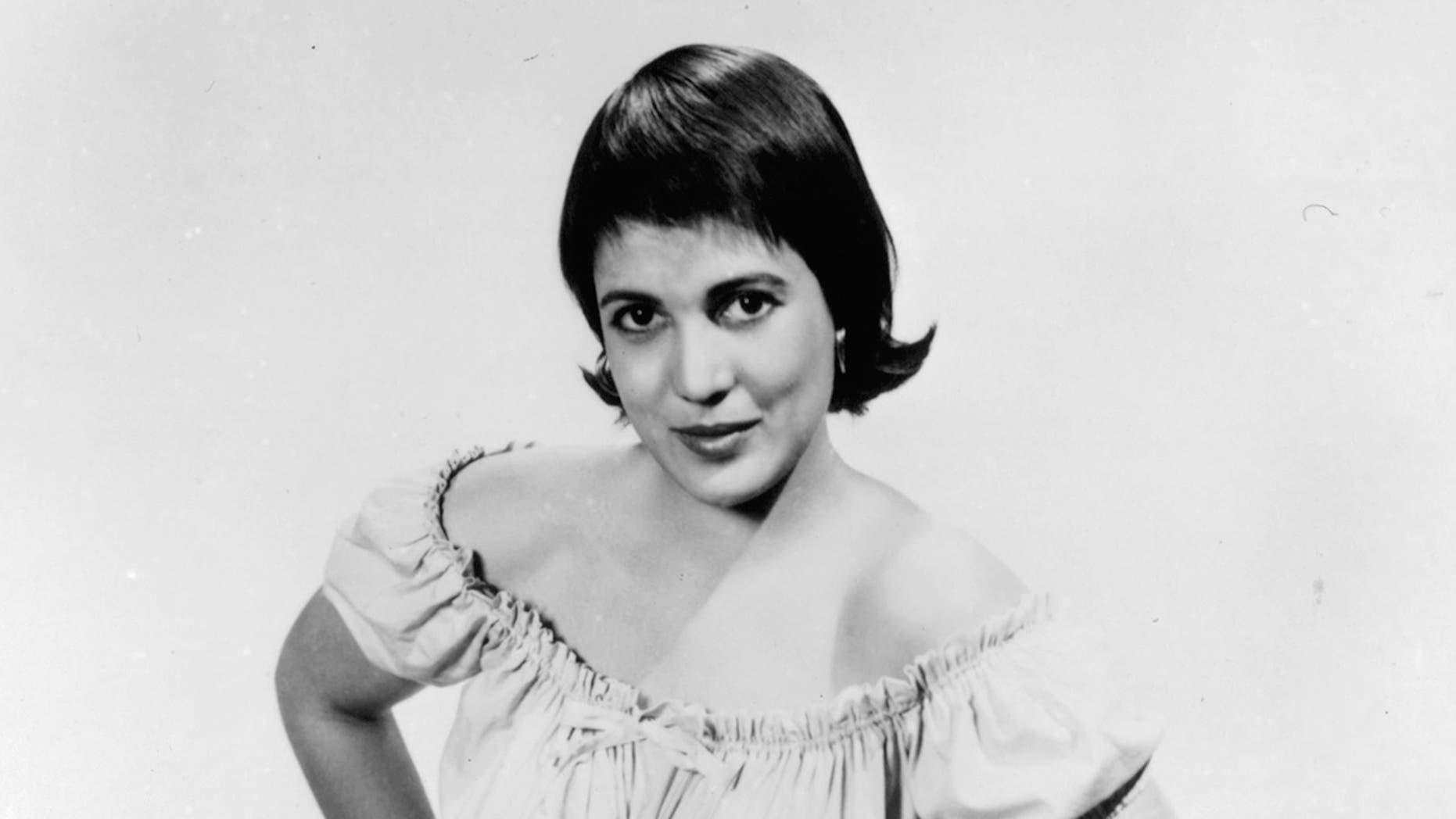 Actress Roberta Haynes poses for a portrait in circa 1956.