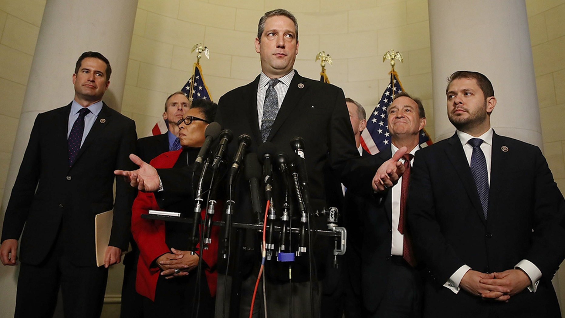 OH congressman Tim Ryan enters 2020 presidential race