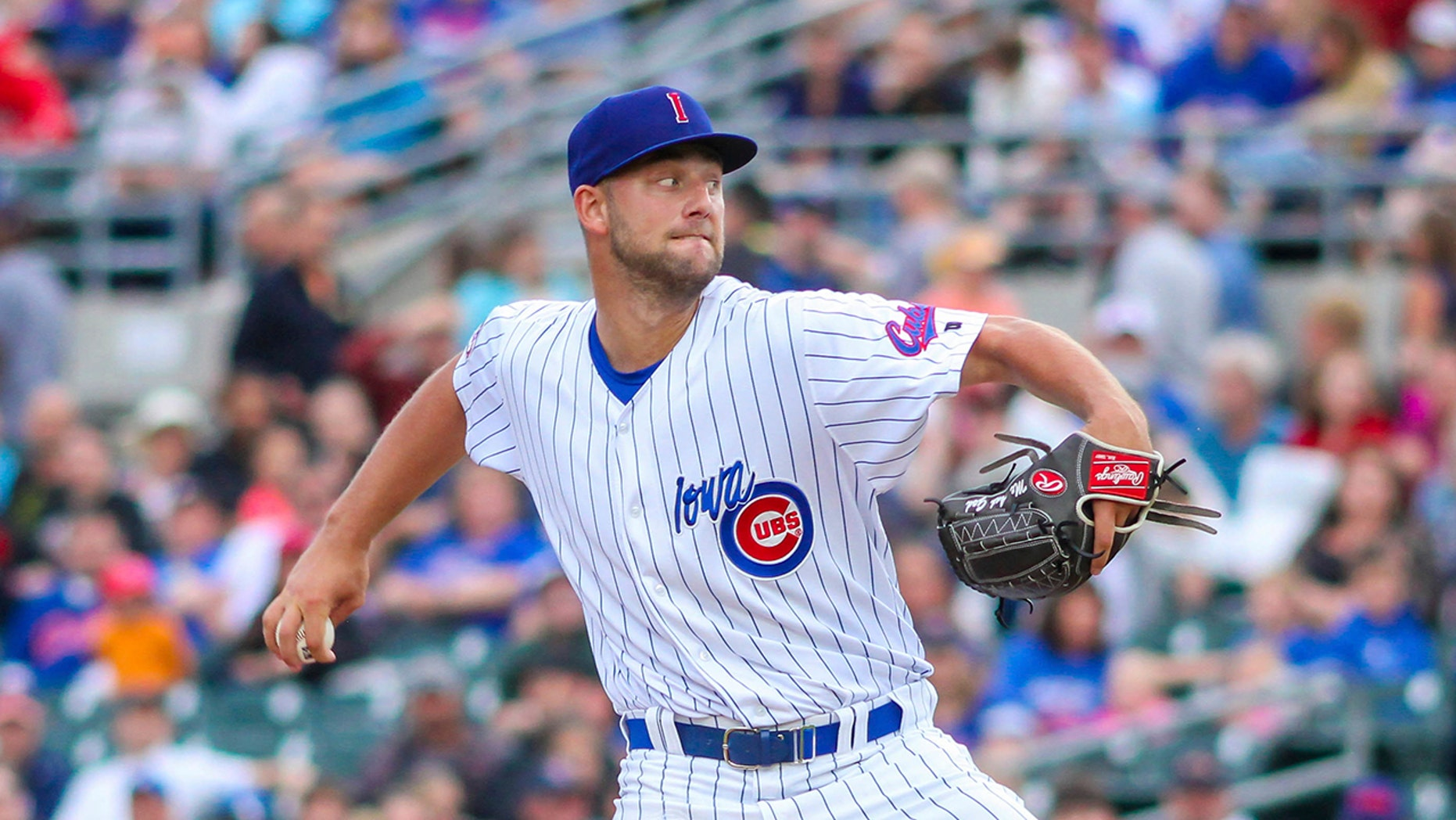"Iowa Cubs launcher Trevor Clifton, 35, will ride for a Pacific Coast League game against the Colorado Springs Sky Sox on June 22, 201<div class=""e3lan e3lan-in-post1""><script async src=""//pagead2.googlesyndication.com/pagead/js/adsbygoogle.js""></script>