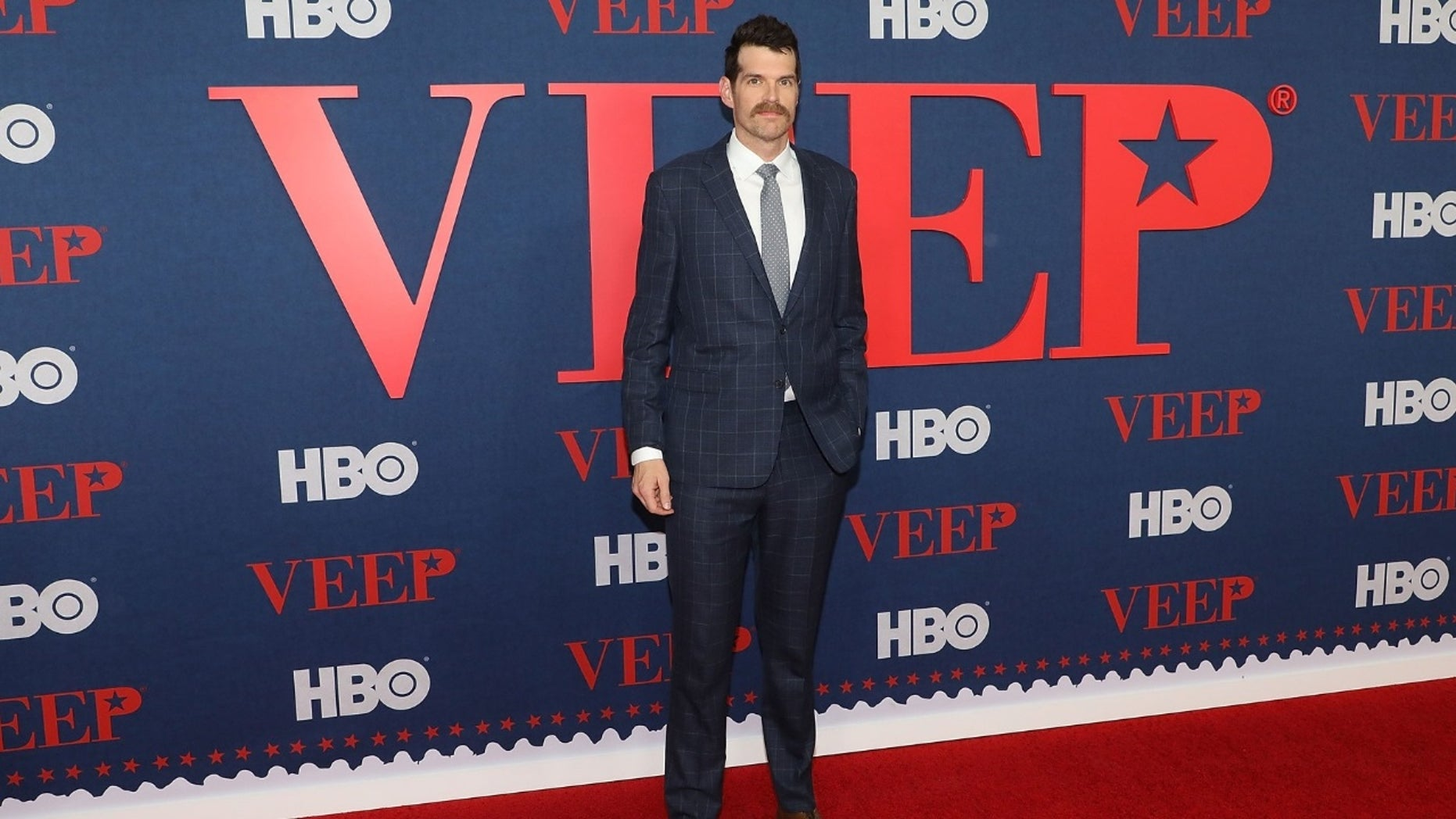 """""""Veep"""" star Timothy Simons, who plays fictional character Jonah Ryan on the hit HBO show """"Veep,"""" revealed Tuesday which Republican senator inspired his role."""