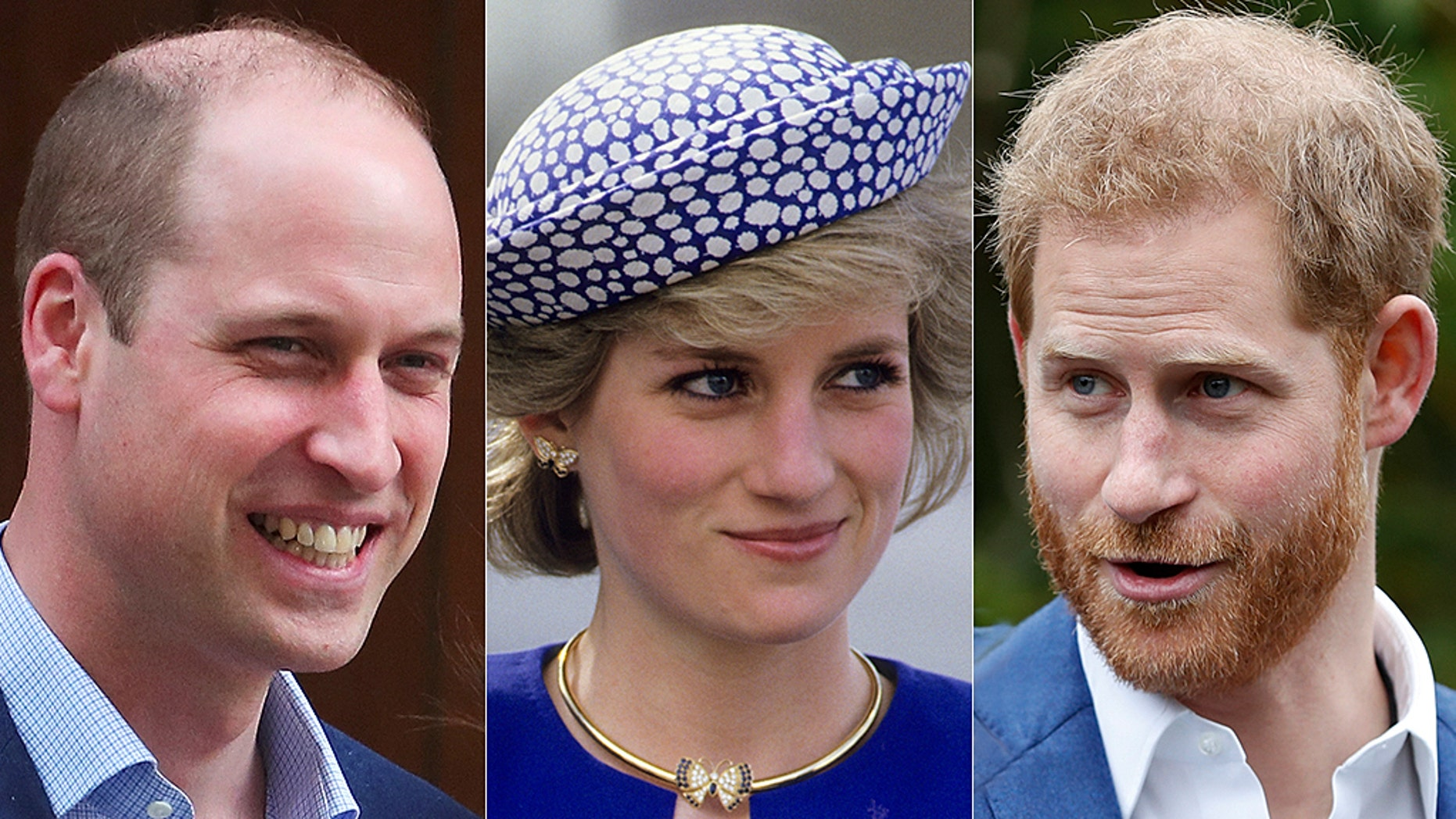 Prince Harry will get some much-needed inspiration from big brother Prince William and their late mother Princess Diana as he navigates parenthood for the first time. — AP/Reuters