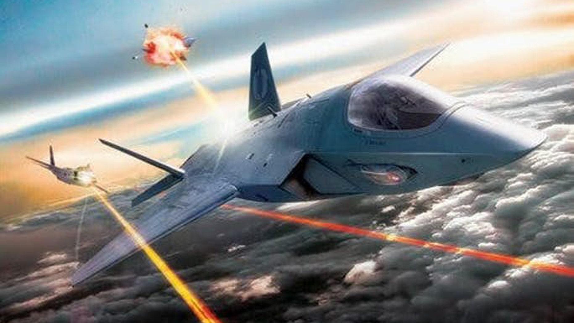 Courtesy U.S. Air Force