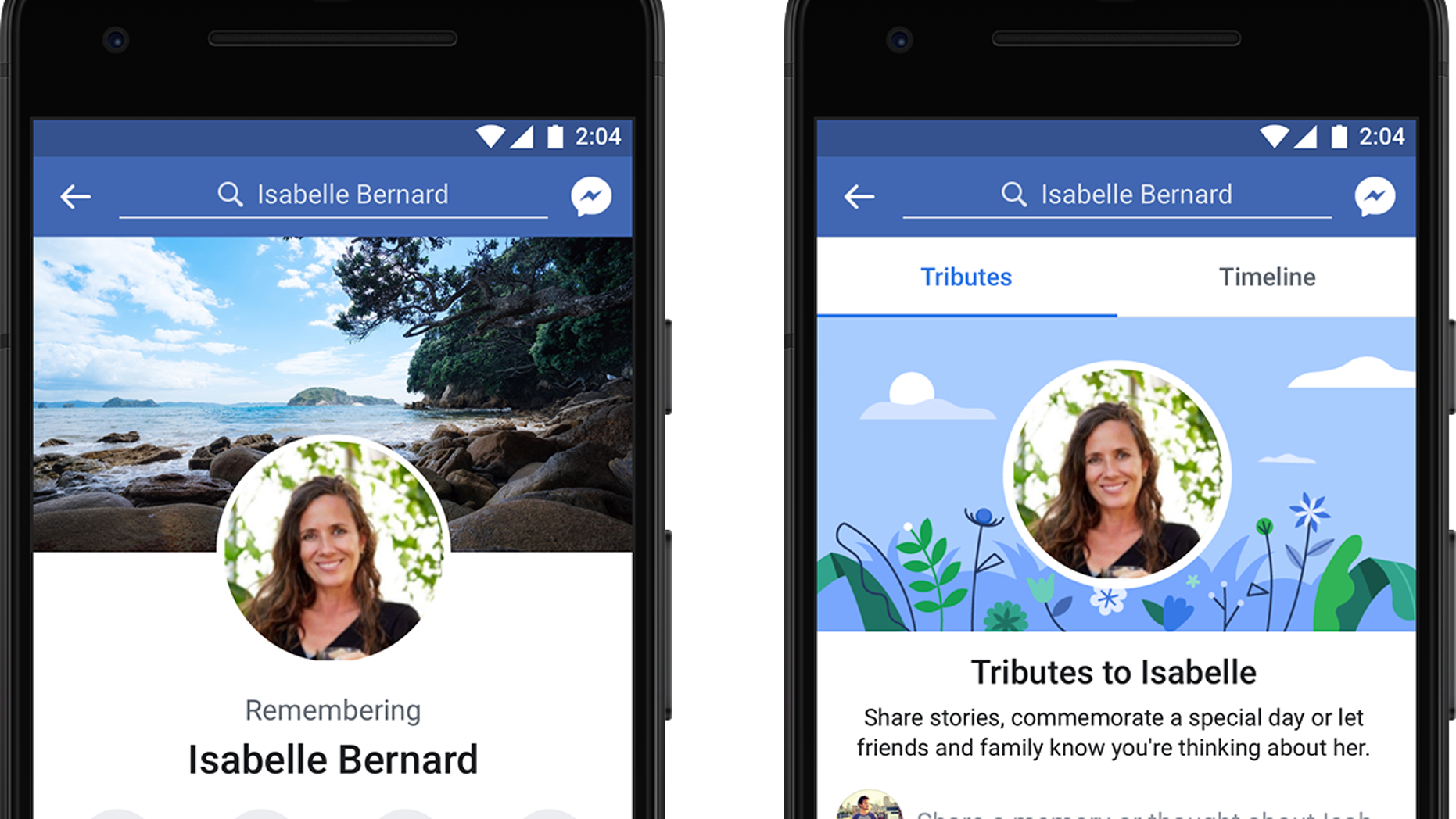 Facebook said it will use artificial intelligence to stop sending birthday reminders on behalf of the deceased.