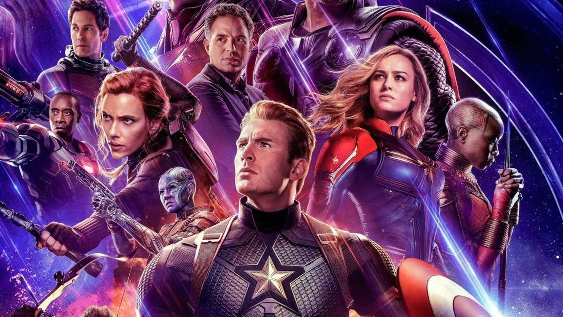 Westlake Legal Group avengers-poster Leaked clips of 'Avengers: Endgame' circulate on social media Kathleen Joyce fox-news/entertainment/movies fox-news/entertainment/celebrity-news fox news fnc/entertainment fnc article 3cf83b0e-d150-5572-bd6d-d534edf7a9aa