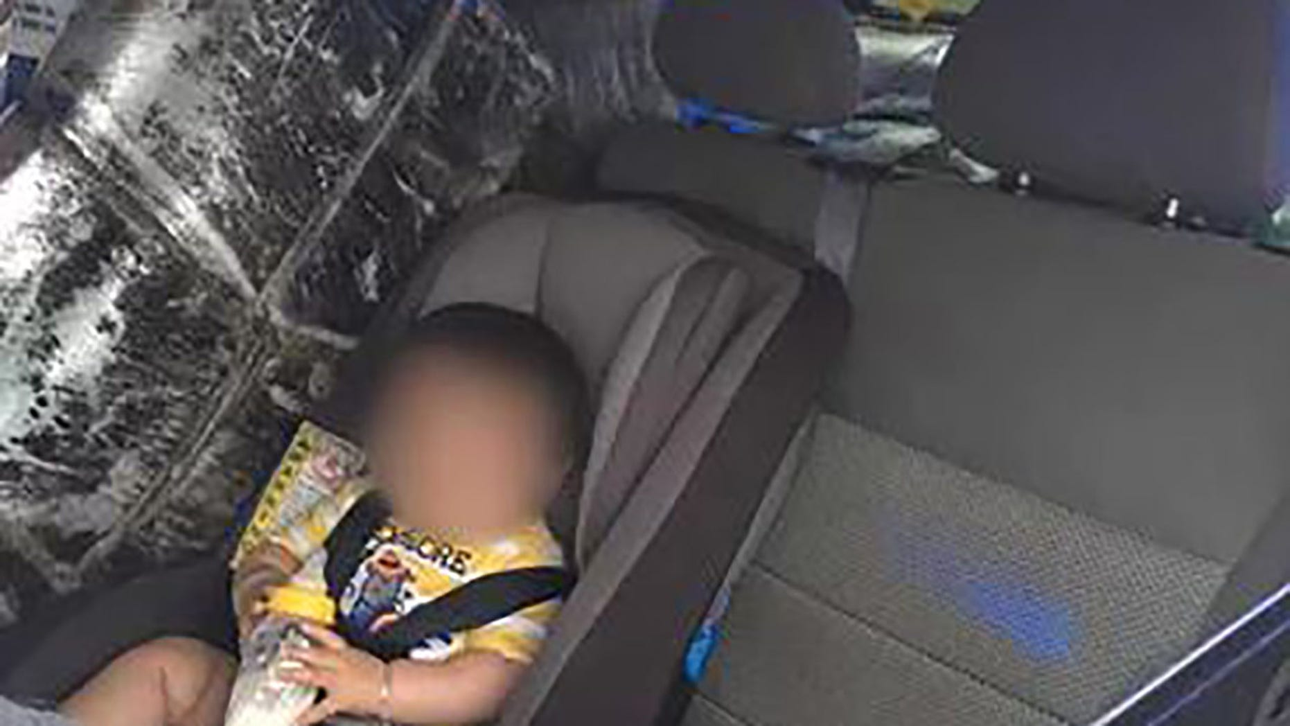 Westlake Legal Group baby-with-pot Texas cops find 275 pounds of pot next to baby in car seat, women arrested: report fox-news/us/us-regions/southwest/texas fox-news/us/crime/drugs fox news fnc/us fnc Brie Stimson article 767654f7-8928-5533-a8b3-ef2bd4ffd86d