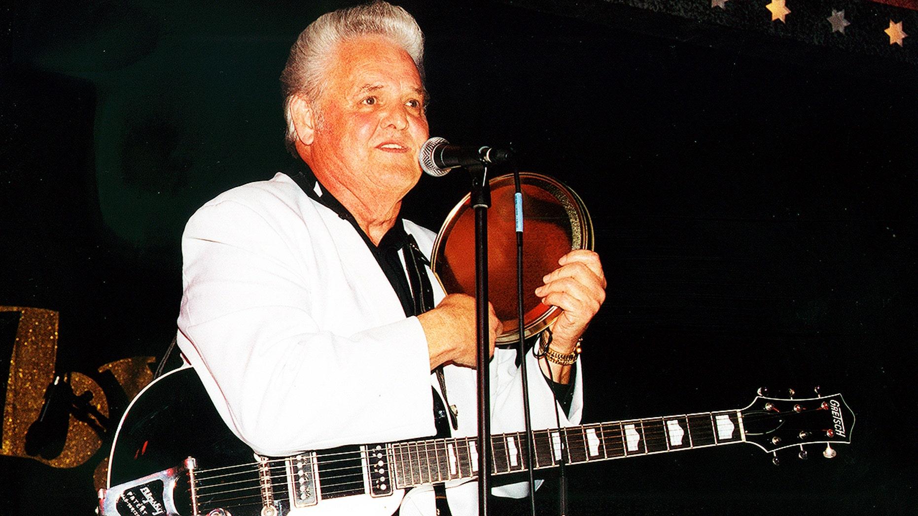 Billy Adams in 2002