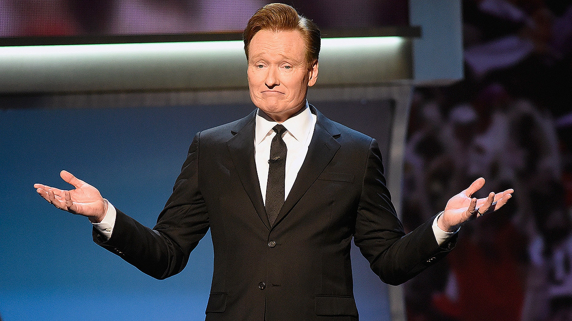 Conan O'Brien is accused of stealing jokes in a lawsuit filed in California.