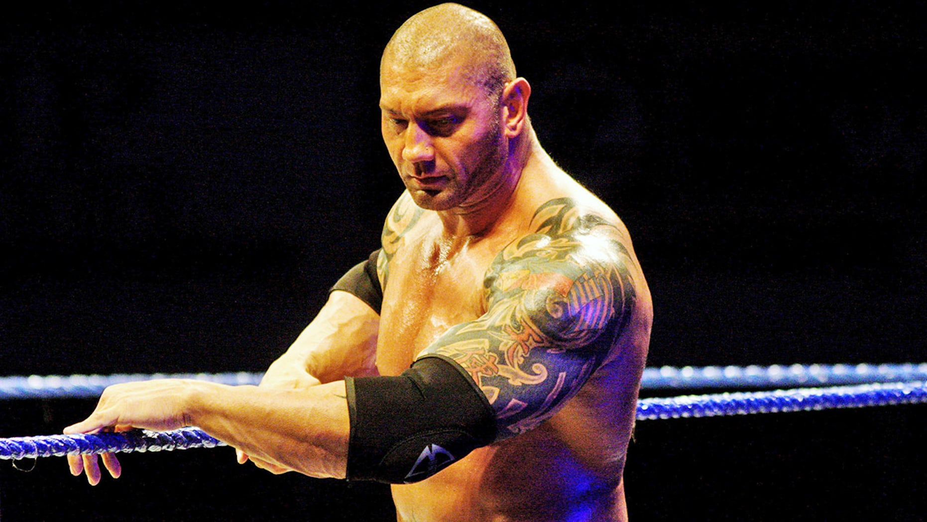 Dave Bautista announced his retirement from sports entertainment after WWE WrestleMania 35.