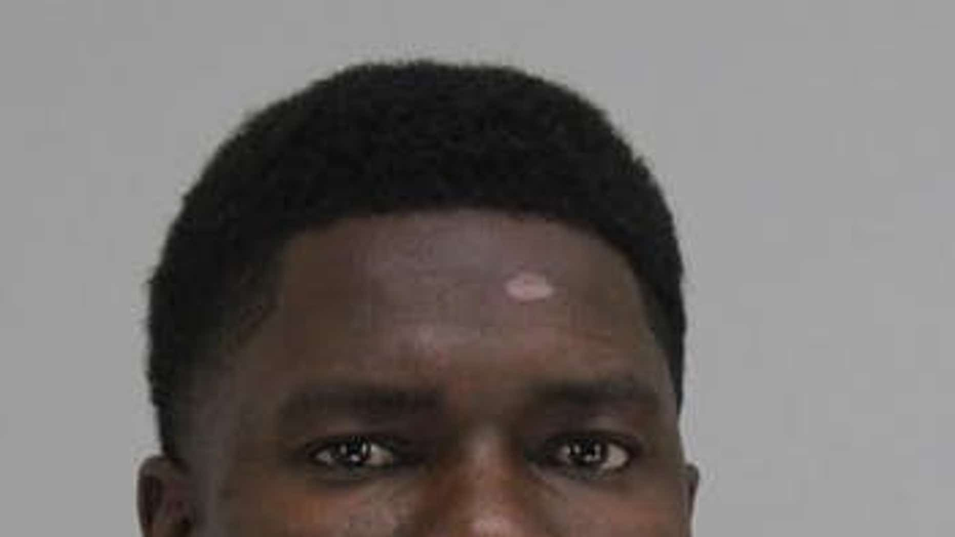 Edward Thomas, 29, was arrested late Sunday for his alleged role in an attack on a transgender woman.