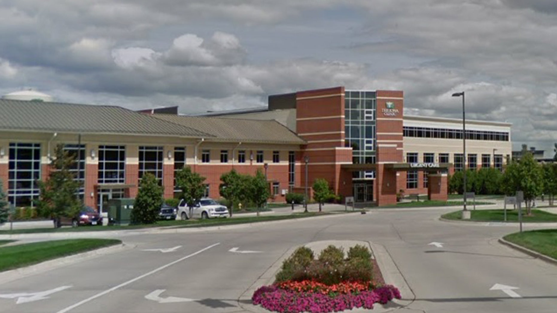 The Iowa Clinic's West Des Moines Campus.