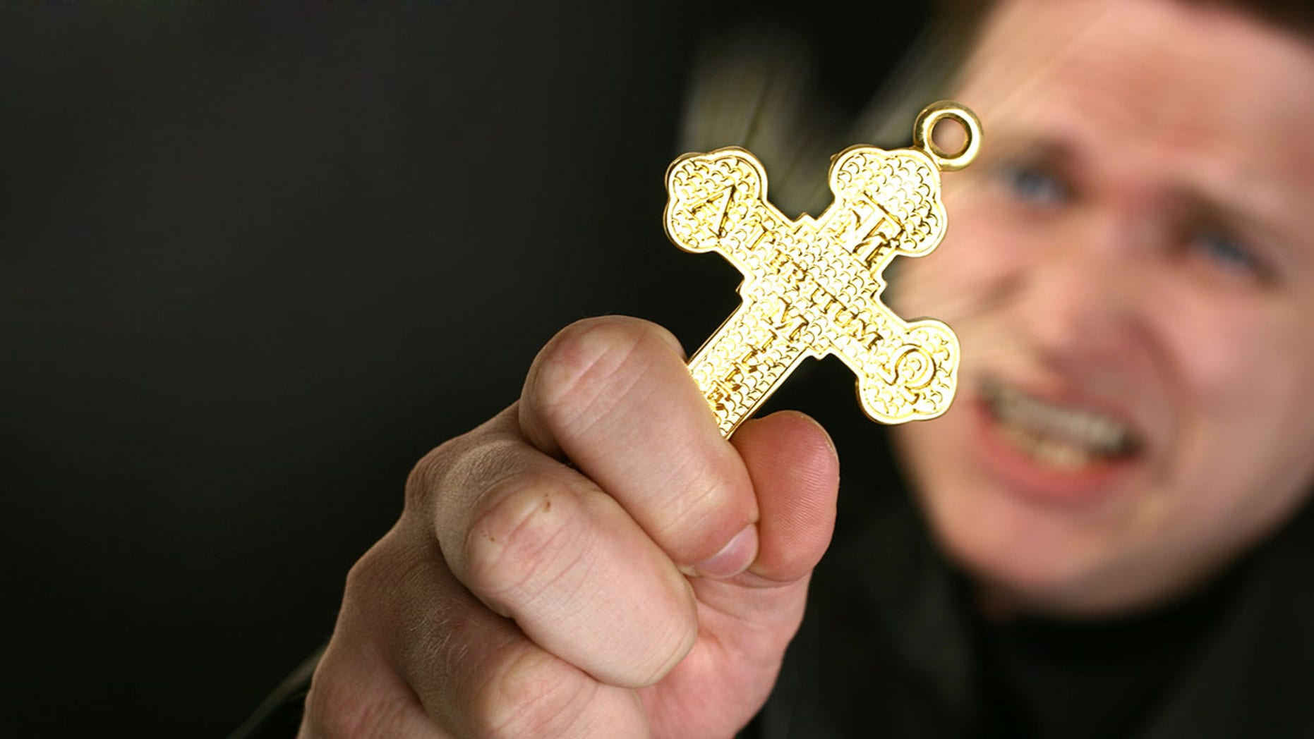 A Kentucky man claims his employer asked him to get an exorcism.