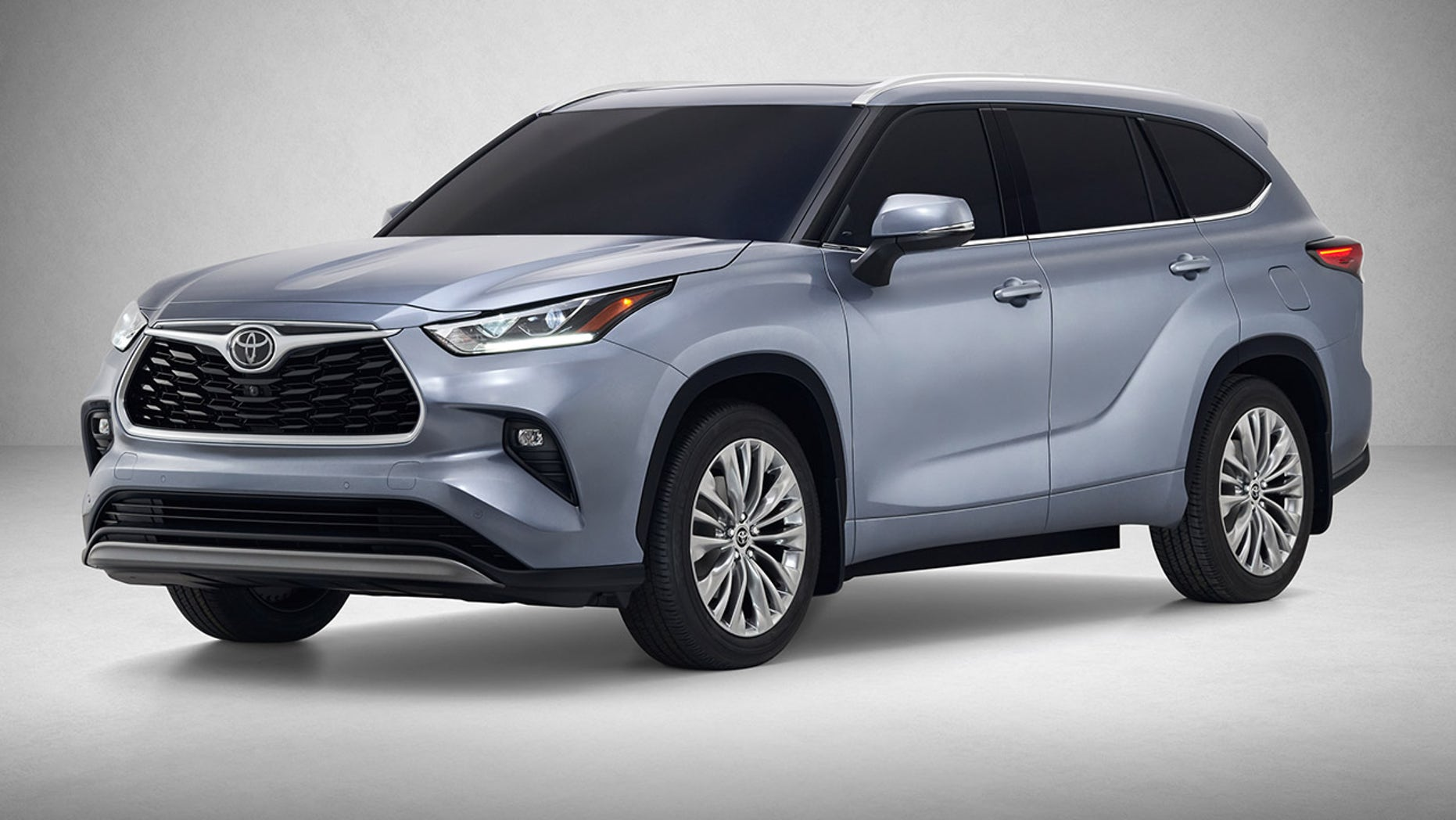 toyota highlander aims   top    york international auto show fox news