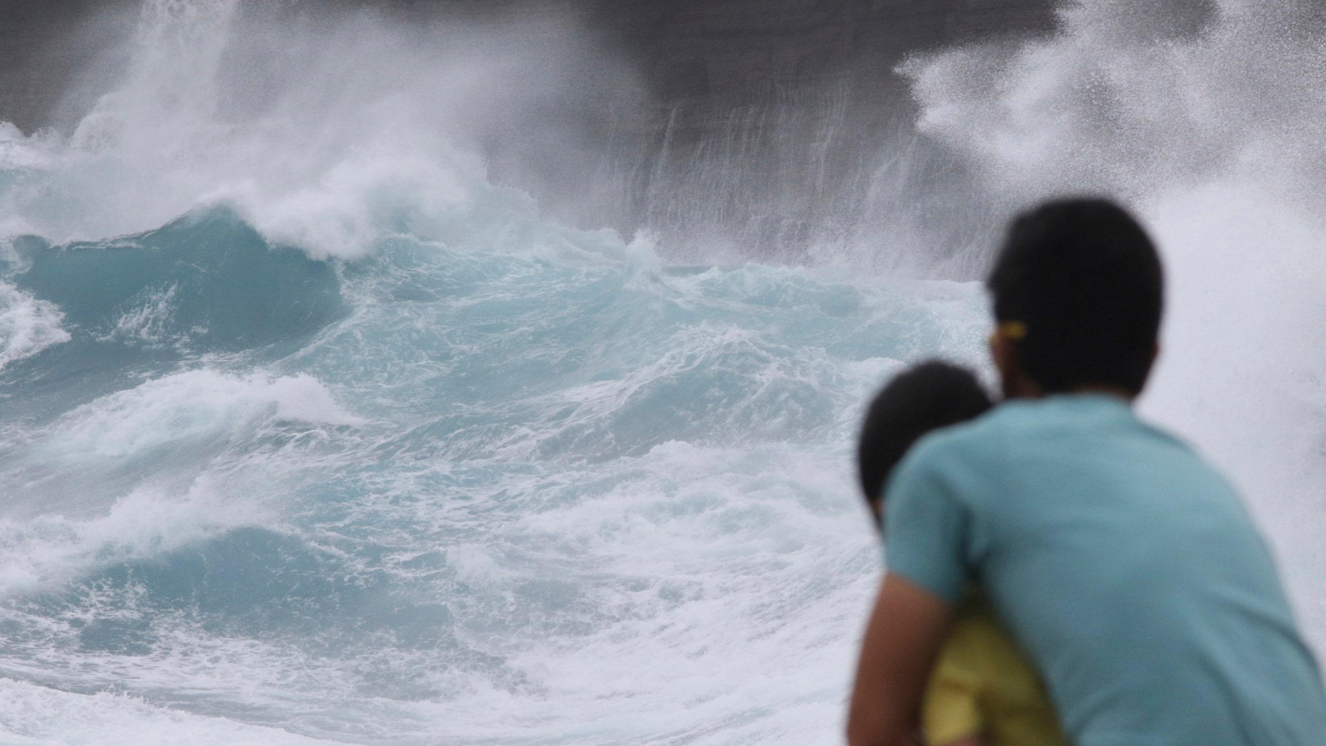 Westlake Legal Group hawaii-climate-change-2 Hawaii's islands are under threat from rising sea levels, experts warn fox-news/science/planet-earth/climate fnc/science fnc ddc954ef-3d94-556f-a1a8-5ea3a7f80c53 Associated Press article