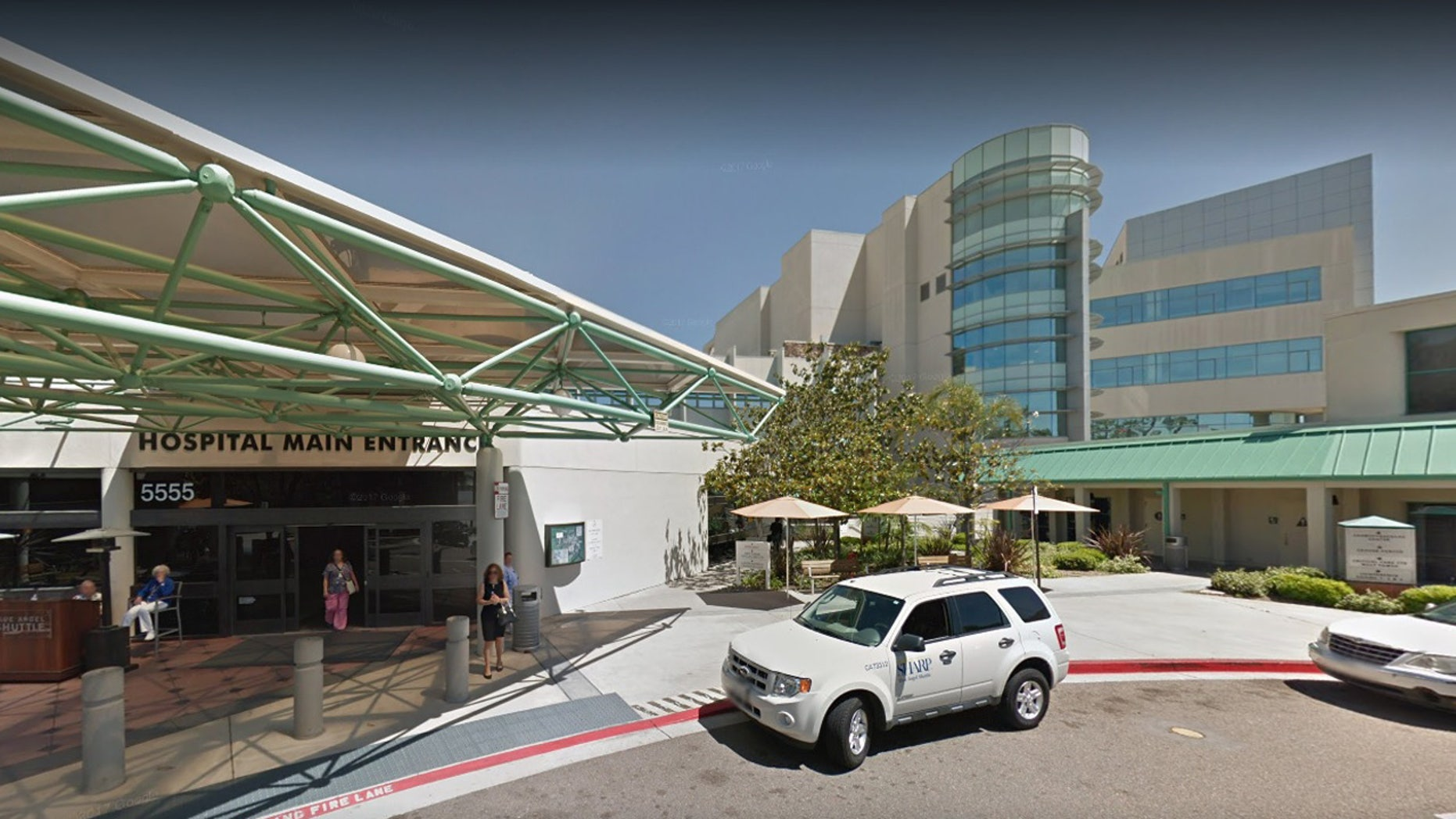 Sharp Grossmont Hospital in La Mesa, Calif., Issued a statement Monday apologizing to more than 80 women at the medical facility, saying they were accidentally recorded by motion-activated cameras