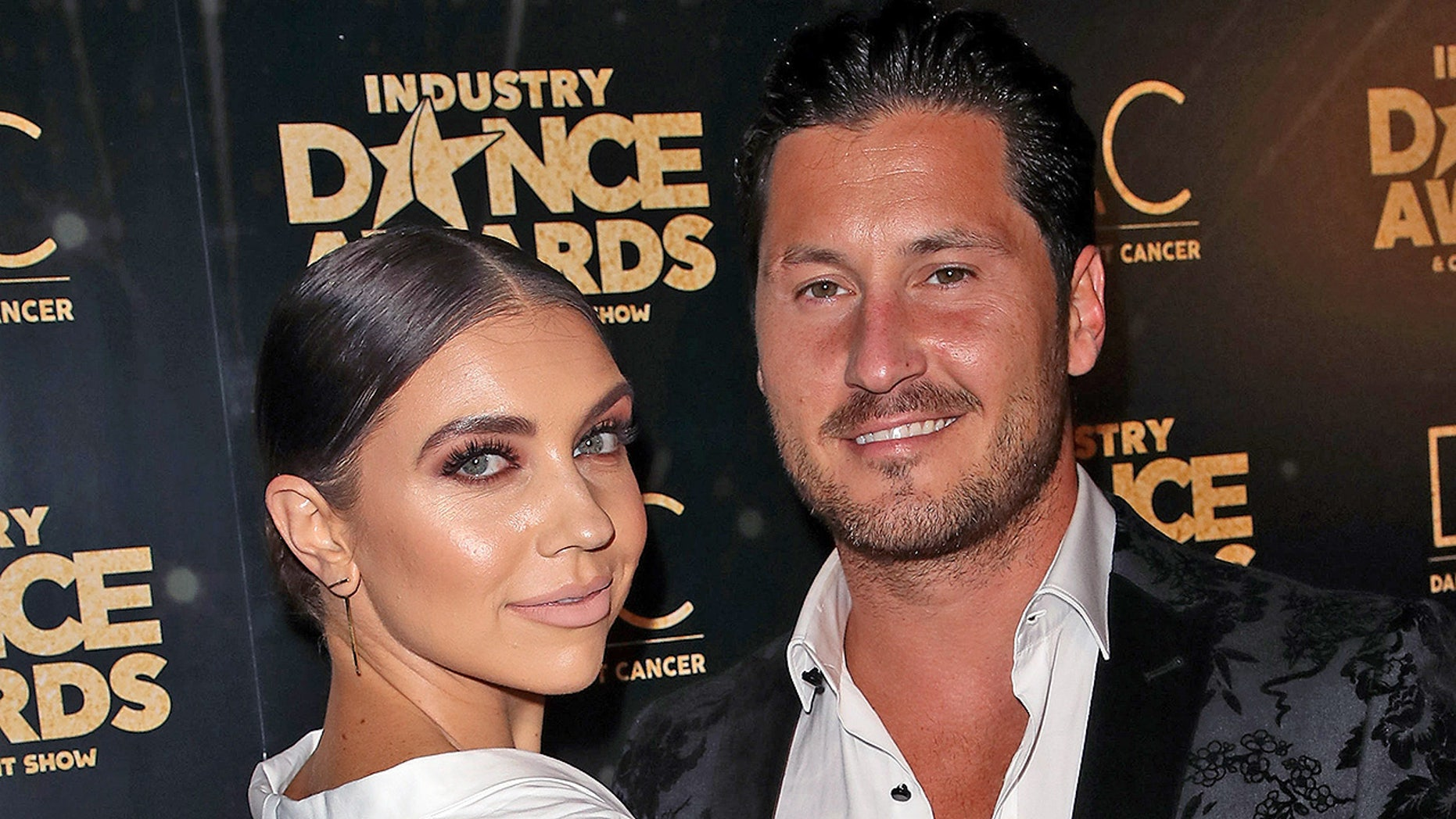 Val Chmerkovskiy and Jenna Johnson are officially husband and wife.