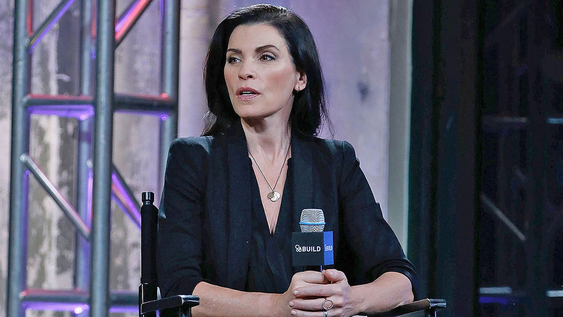 "Julianna Margulies slammed an guest starring role on ""The Good Fight."""