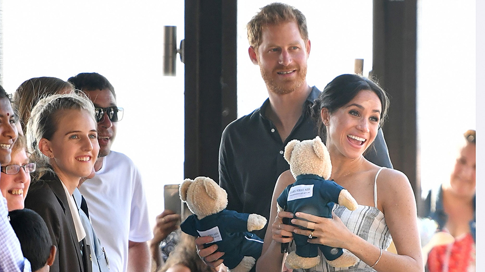 Meghan Markle and Prince Harry have received hundreds of gifts.