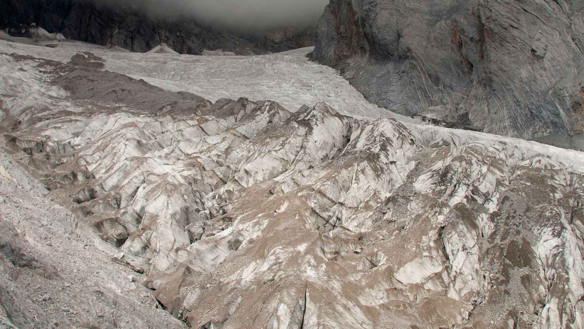 Earth's glaciers are melting faster than scientists thought