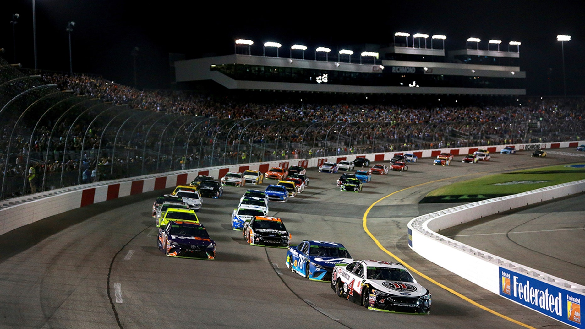NASCAR changing qualifying rules for Richmond Cup series
