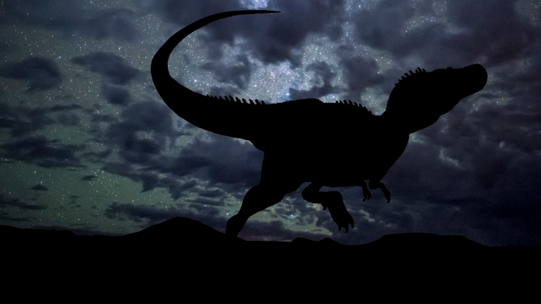 What would the night sky have looked like to a fierce <em>T. rex</em> some 67 million years ago?