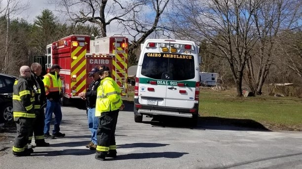 Cairo fire and ambulance, Green County medics and sheriffs all responded to the scene on Silver Spur Road in Cairo, N.Y.