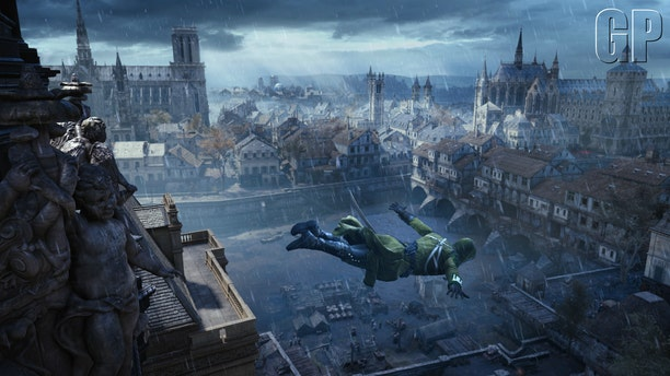 "Screenshot from ""Assassin's Creed Unity"""