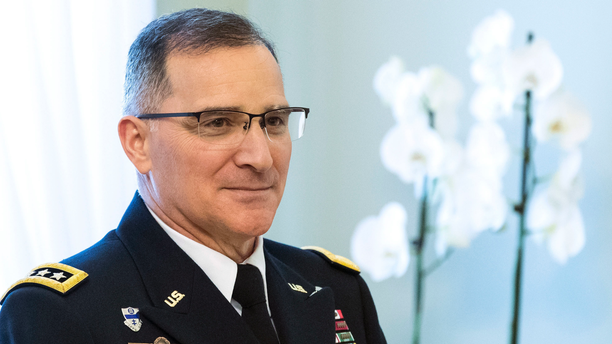 "FILE - In this March 16, 2017, file photo, NATO's Supreme Allied Commander Europe, Army Gen. Curtis Scaparrotti arrives for a meeting in Vilnius, Lithuania. The deep chill in U.S.-Russian relations is stirring concern in some quarters that Washington and Moscow are in danger of stumbling into an armed confrontation that, by mistake or miscalculation, could lead to nuclear war. ""During the Cold War, we understood each other's signals. We talked,"" says Scaparrotti, who is about to retire. ""I'm concerned that we don't know them as well today."" (AP Photo/Mindaugas Kulbis, File)"