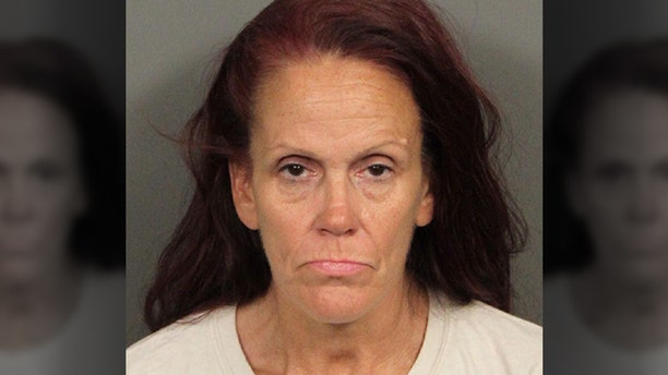Deborah Sue Culwell, 54, was arrested at her home in Coachella, California, on Monday, officials said.