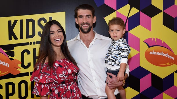 Michael Phelps and Nicole Johnson announced they were expecting their third child.