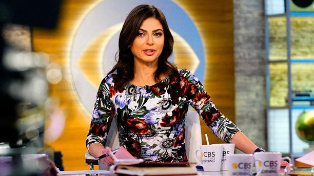 Bianna Golodryga joined 'CBS This Morning' as a co-host in October. (Michele Crowe/CBS via AP)