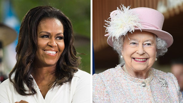 Former first lady Michelle Obama is looking back at the infamous moment in 2009 when she broke royal protocol with Queen Elizabeth.