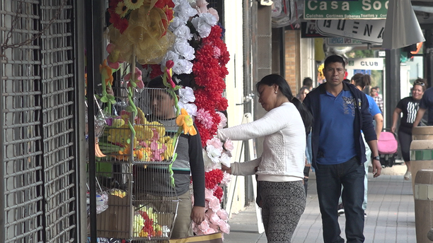 Businesses in downtown Brownsville said they've seen fewer customers from Mexico since the delays started happening.