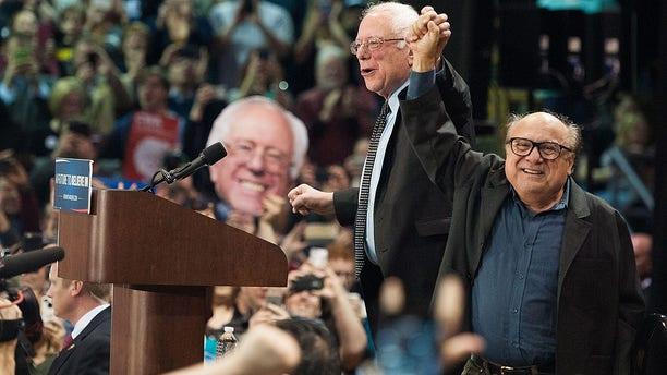 Danny DeVito has endorsed Bernie Sanders since 2016.