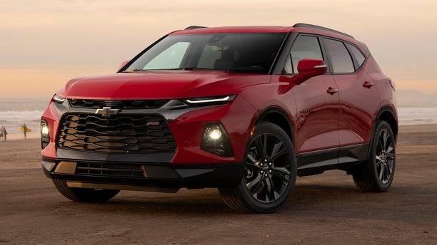 The 2019 Blazer is Chevrolet's newest SUV.
