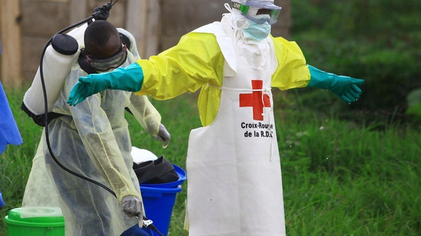 """Top Red Cross official Emanuele Capobianco said that he's """"more concerned than I have ever been"""" about the possible regional spread of the Ebola virus in Congo after a recent spike in cases."""