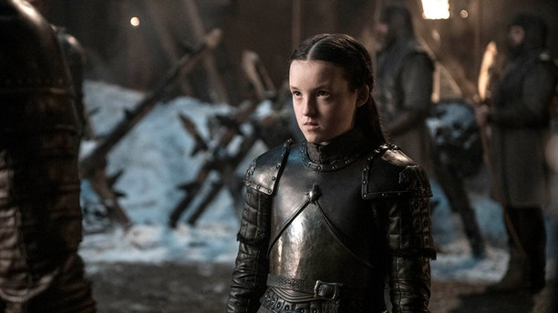 "Bella Ramsey stars as Lyanna Mormont in ""Game of Thrones."""