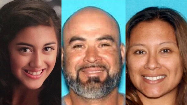 Authorities are searching for Alora Benitez, who has been missing since Wednesday. She was last seen with Roman Cerratos, and her mother, Maricela Mercado, who are murder suspects and also missing.