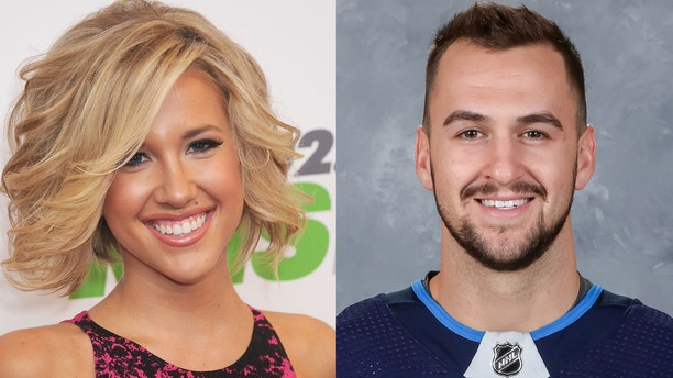 "Savannah Chrisley of ""Chrisley Knows Best"" is engaged to hockey player Nic Kerdiles."