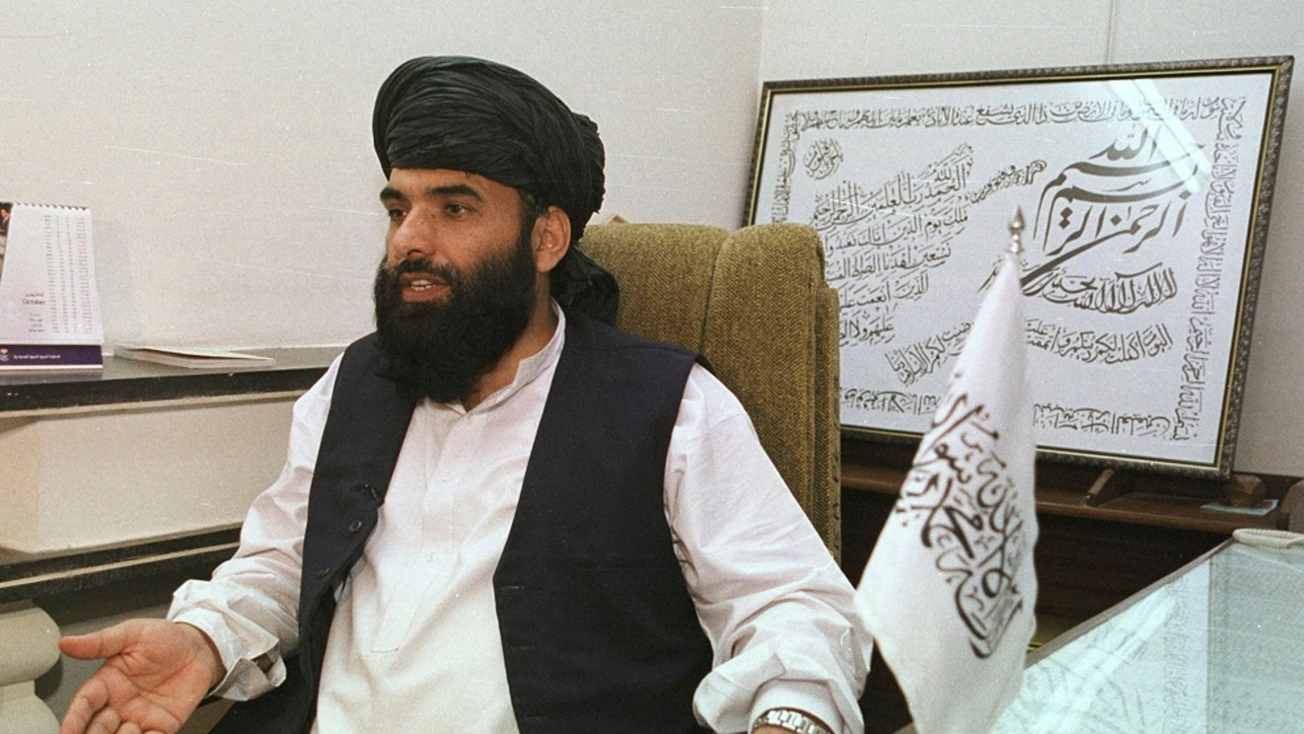 Westlake Legal Group AP19124301094638 Taliban says gap closing in talks with US for troop withdrawal Louis Casiano fox-news/world/conflicts/afghanistan fox-news/us/military fox news fnc/us fnc article 3e242cad-21d7-57ba-8cfc-367f94e0149a