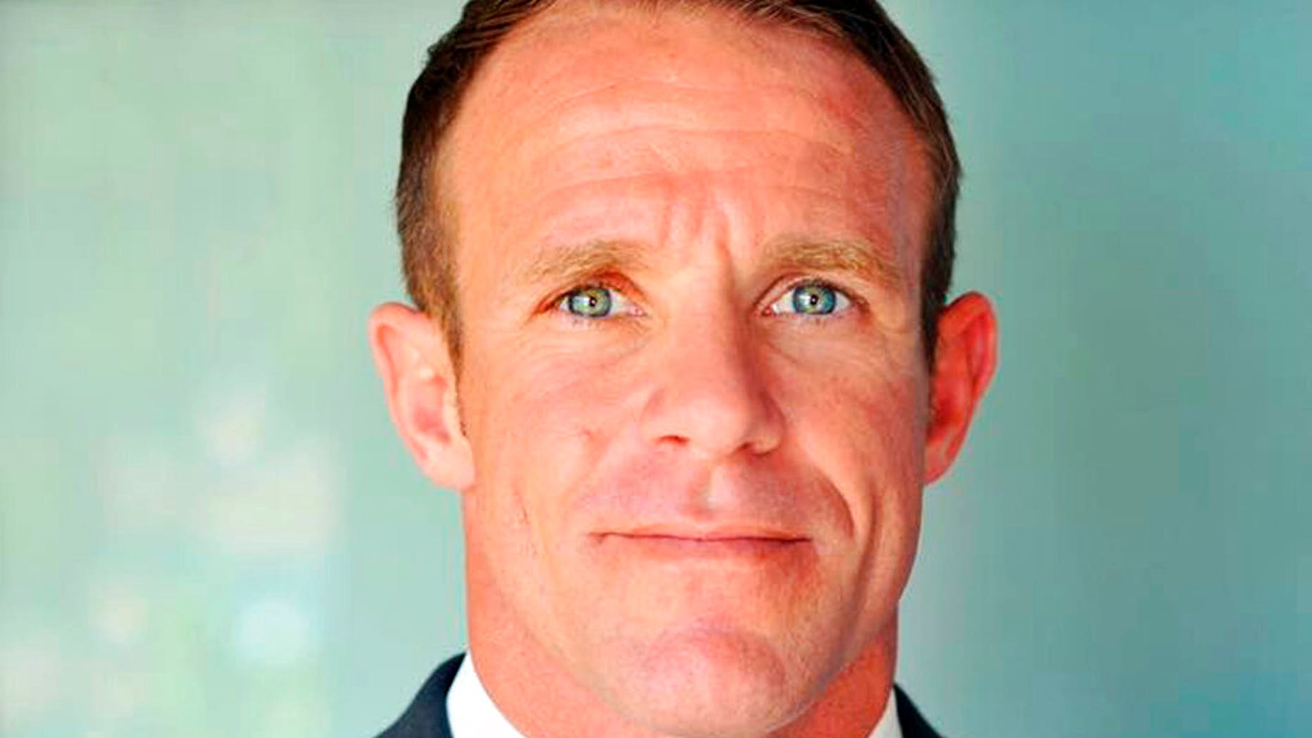 FILE: Navy SEAL Edward Gallagher, who has been accused of murder in 2017, died of an Iraqi prisoner of war.